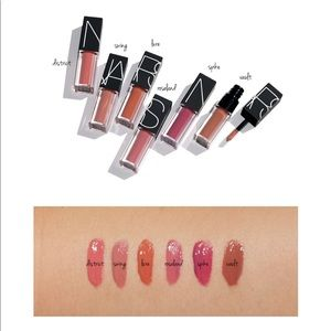 NARS Makeup - NARS Wanted Lip Glide Set